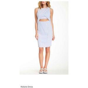 Rebecca Minkoff cut out Dress  🔥🔥🔥